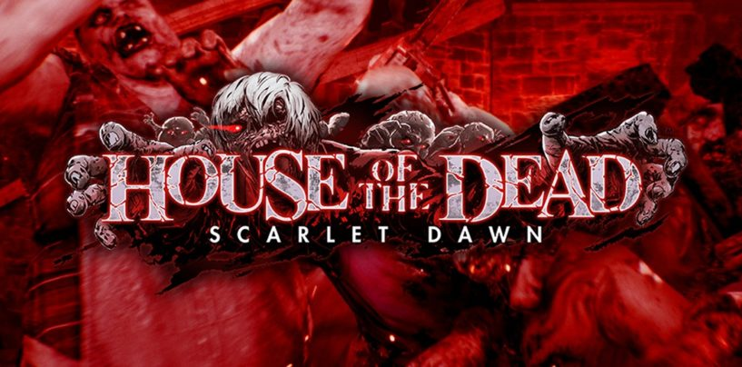 "Location Tests For ""House of the Dead 5"" Begin"