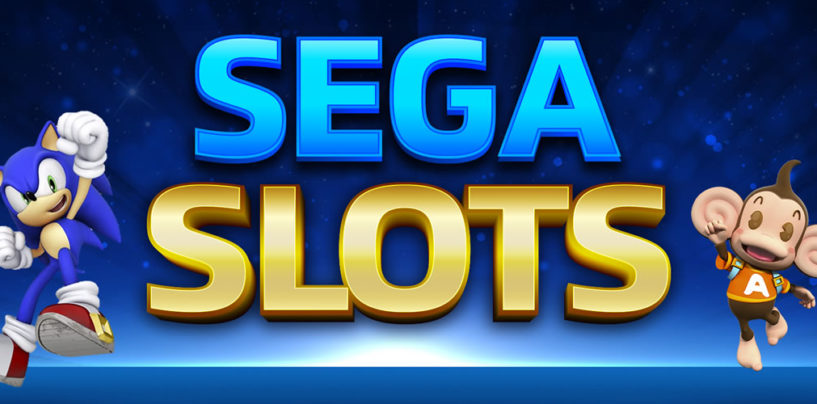SEGA Slots Launches on Mobile