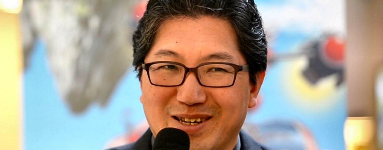 Yuji Naka Receives Best Programmer Award