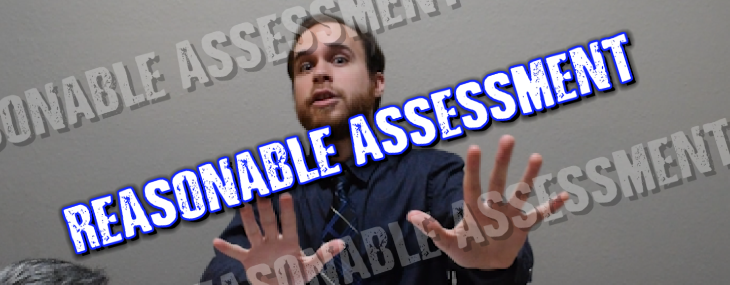 Reasonable Assessment VIDEO – I Am Terrified of The Sonic Movie