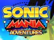 Sonic Mania Adventures Clean Hi-Res Concept Art Released