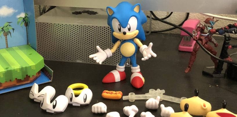 Review: Tomy's Ultimate Classic Sonic