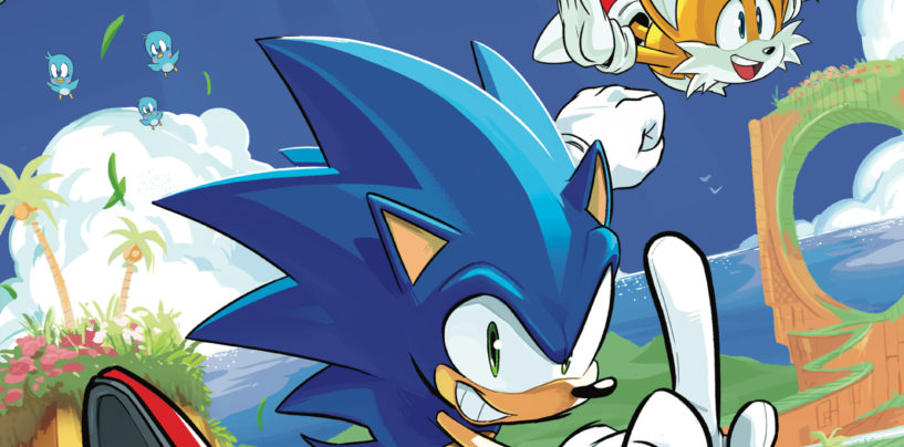 Review: IDW's Sonic the Hedgehog #1
