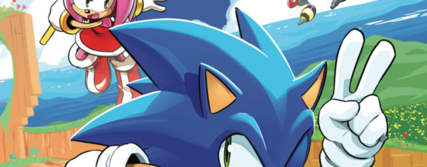 Review: IDW's Sonic the Hedgehog #2