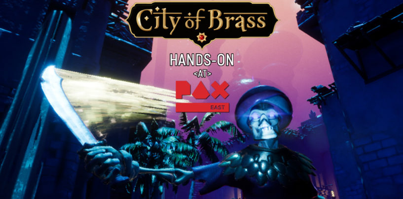 Hands-On: City of Brass