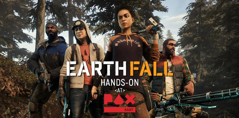 Hands-On: Earthfall