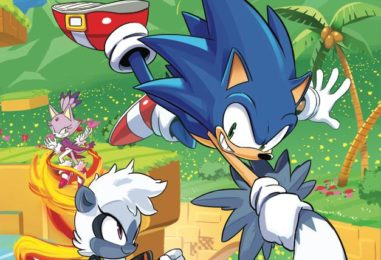 Review: IDW's Sonic the Hedgehog #4