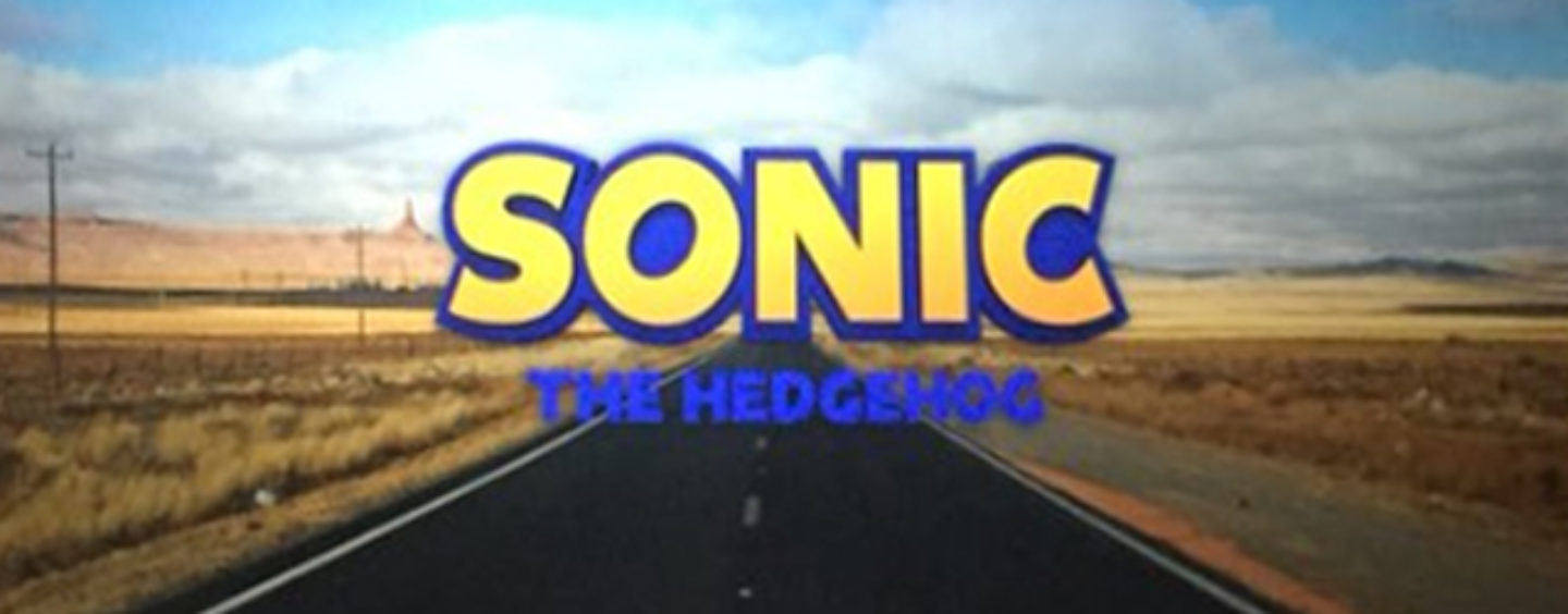 "New Sonic Movie Logo & ""Casino Night"" Alternative Title Discovered, ""Hedgehog Films Inc."" Helping With Production"