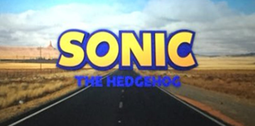 "Sonic Movie: Another Poster Appears & Sonic Movie Writer Suggests That ""Everybody Relax"""