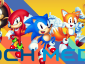 Koch Media's Sonic Mania Plus launch event in Spain recap