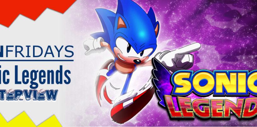 Fan Fridays: Sonic Legends