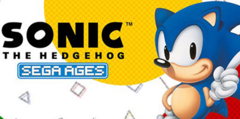 First SEGA AGES Titles Arrive on the Switch eShop