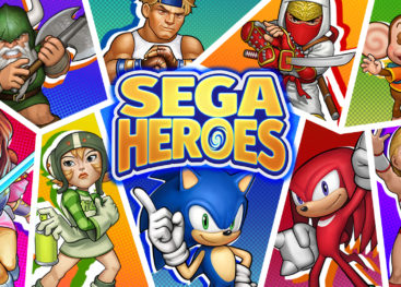 SEGA Heroes Screenshots