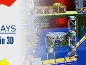 Fan Fridays: Sonic Mania in 3D