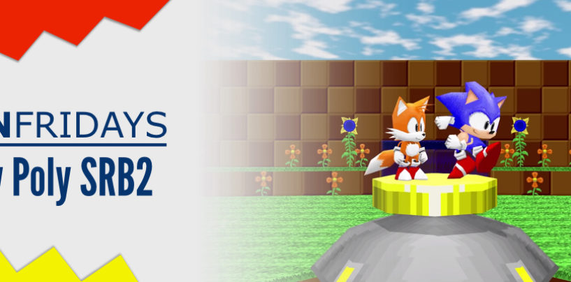 Fan Fridays: Low Poly Sonic Robo Blast 2
