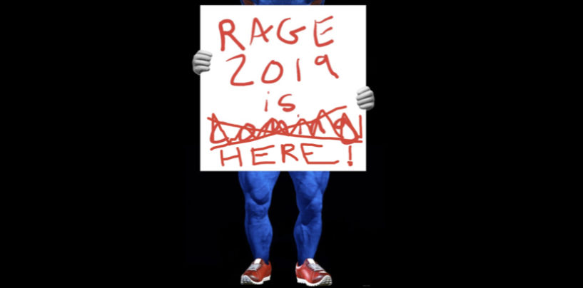 RAGE 2019 Livestream Tonight