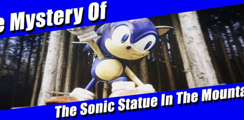 The Tale of the Mysterious Mountain Sonic Statue