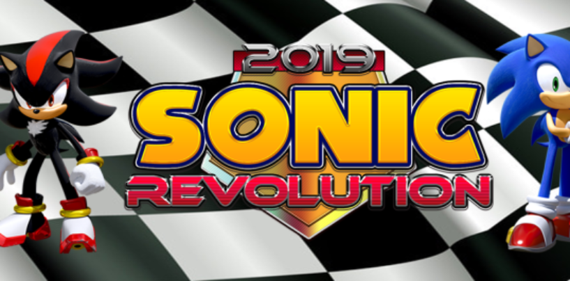 Sonic Revolution 2019 Announced