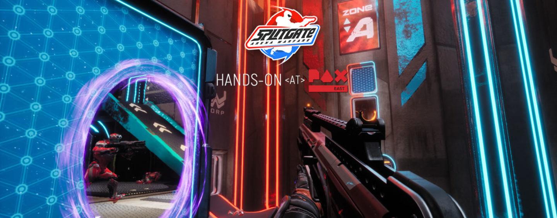 Hands-On: Splitgate