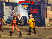 Hands-On: Streets of Rage 4