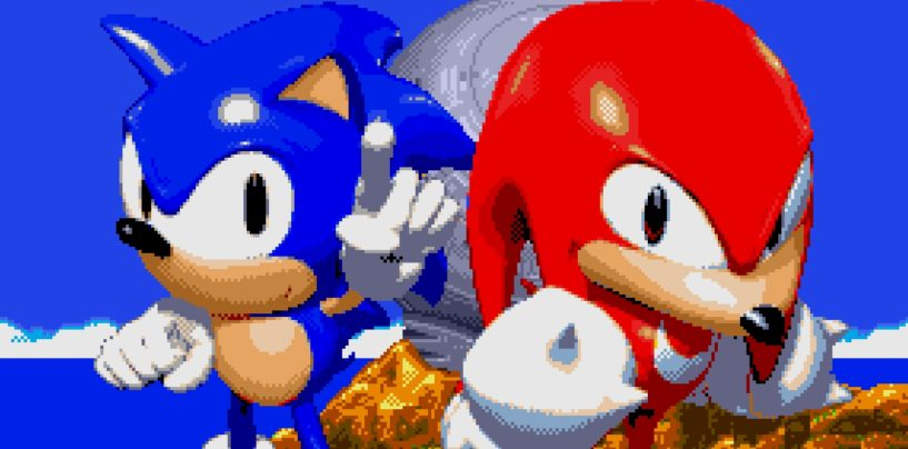 """Sonic 3: Angel Island Revisited"" Out Now"