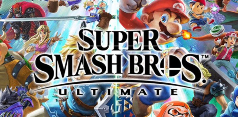 Smash Ultimate Video Direct to Air Early Tuesday
