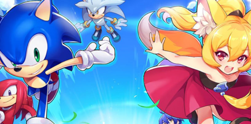 Sonic, Monster Super League Crossover Coming in July
