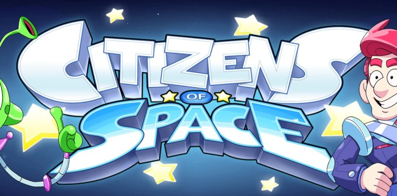 "Sega Announces ""Citizens of Space"""