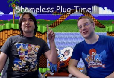 "A Recap of Sonic The Hedgehog's ""Shameless Plugs"" – June 20, 2019"