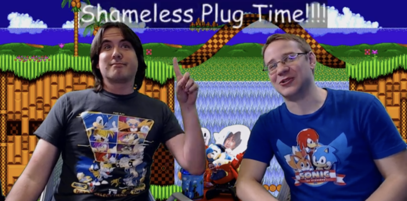 "A Recap of Sonic The Hedgehog's ""Shameless Plugs"" – June 20, 2019"