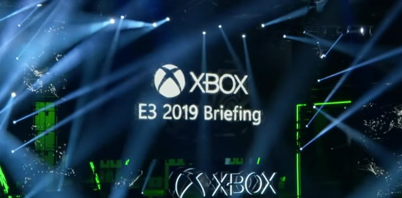 E3 2019: Xbox Press Briefing Recap
