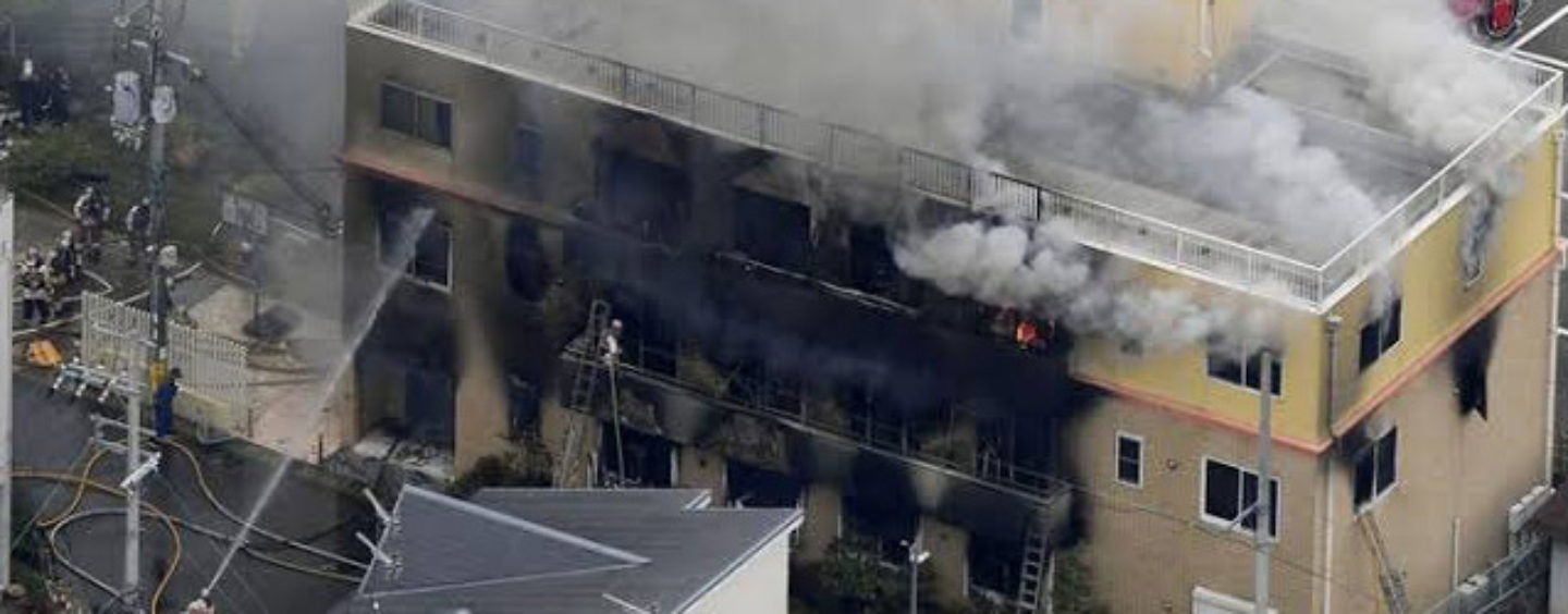 Multiple Dead, Dozens Injured in Suspected Arson at Kyoto Animation Studio