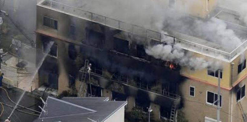 Multiple Dead, Dozens Injured in Suspected Arson at Kyoto Animation Studio