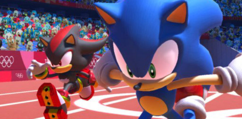Sonic At The Olympic Games 2020 Releasing On Mobile Devices May 7th