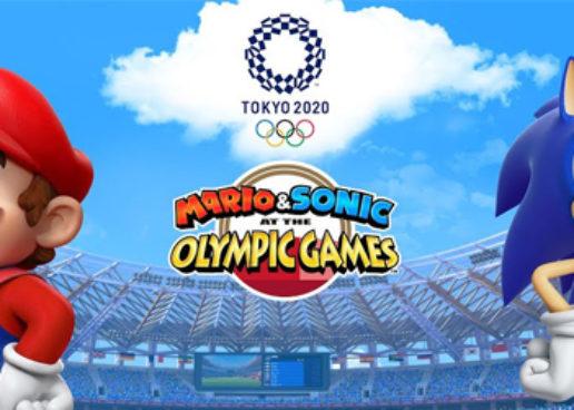 Japanese Mario & Sonic 2020 Trailer Released