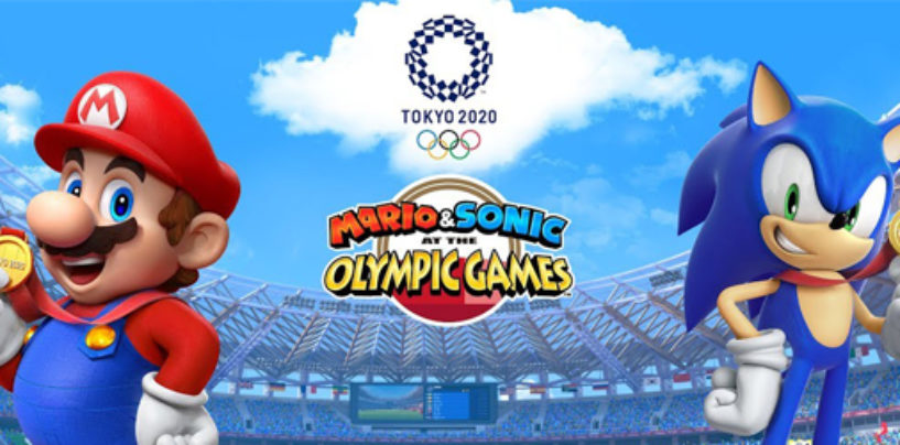 Japanese Mario & Sonic 2020 Trailer Released