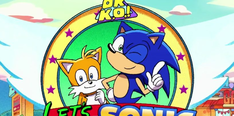 "Sonic to Crossover With ""OK K.O."""