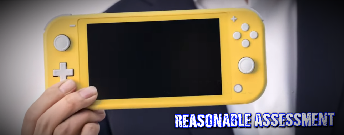 Switch Lite Is Not For You, And That's Okay – Reasonable Assessment