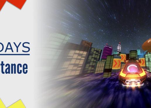 Fan Fridays: Sonic in Distance