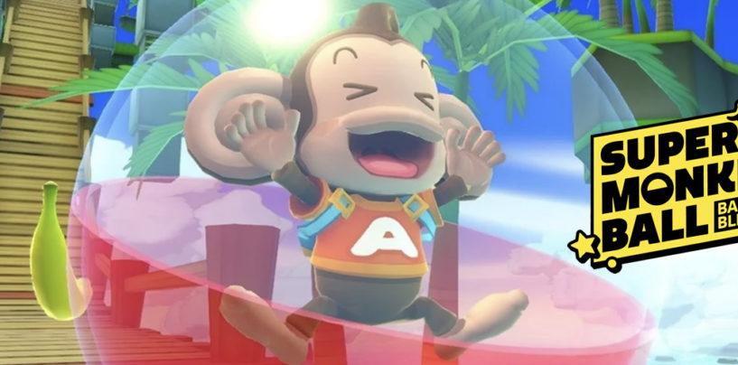 Super Monkey Ball: Banana Blitz HD Gameplay Trailer Released