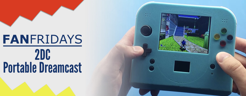 """Fan Fridays: """"2DC"""" Portable Dreamcast"""