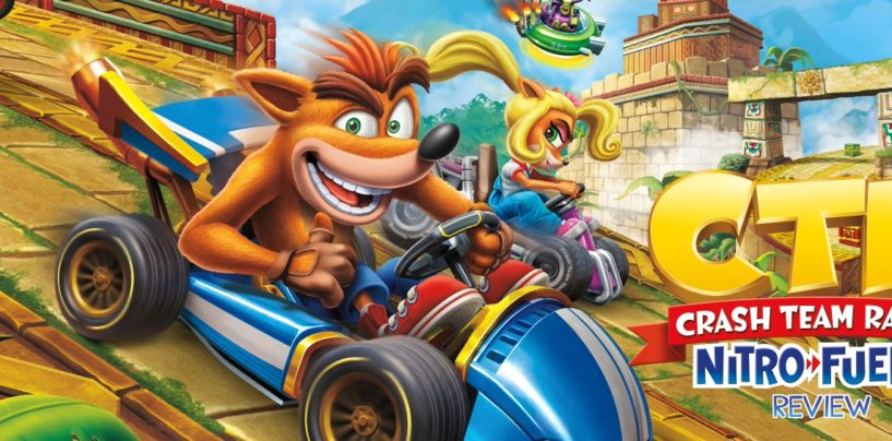 Review: Crash Team Racing Nitro Fueled (Playstation 4)