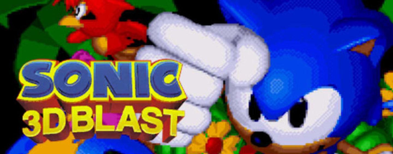 Sonic 3D Blast Demo Tracks Released