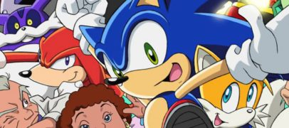 "Sonic X's ""Metarex Saga"" To Finally Air In Japan"