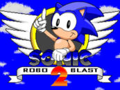 Kirby Mod Returns to Sonic Robo Blast 2