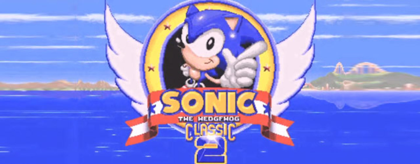 Sonic Classic 2 Dev Targets 2020 Release