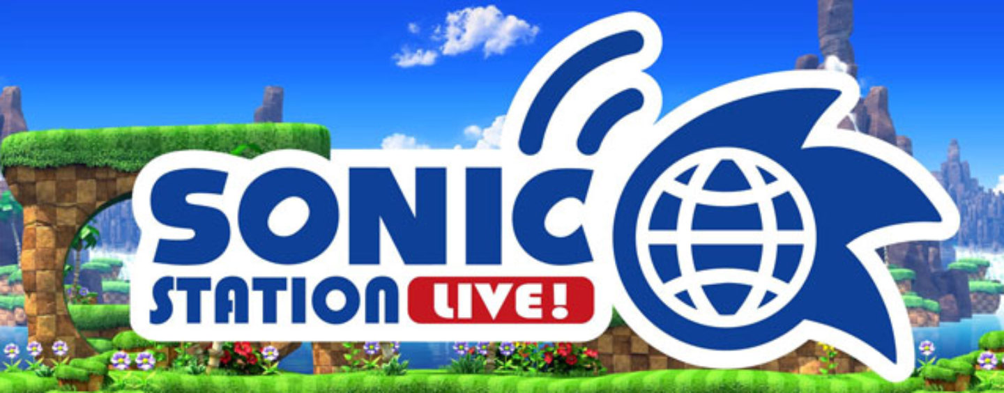 "Sega of Japan to Begin ""Sonic Station"" Monthly Livestreams"