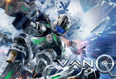 Review: Vanquish (Playstation 4)