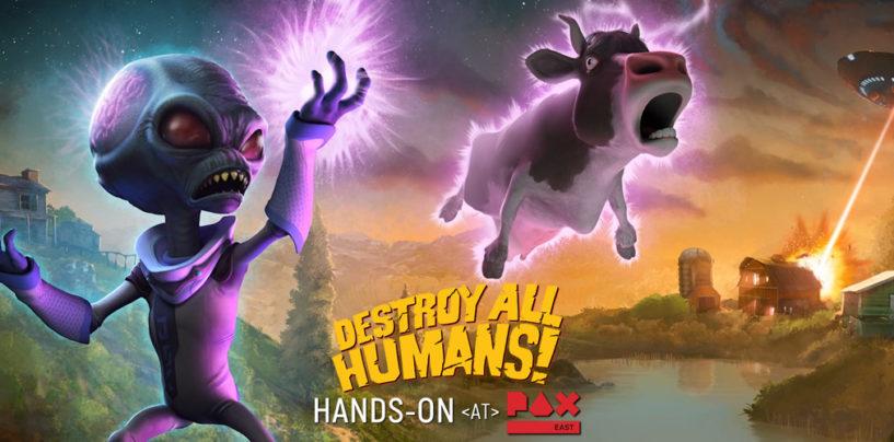 Hands-On: Destroy All Humans!