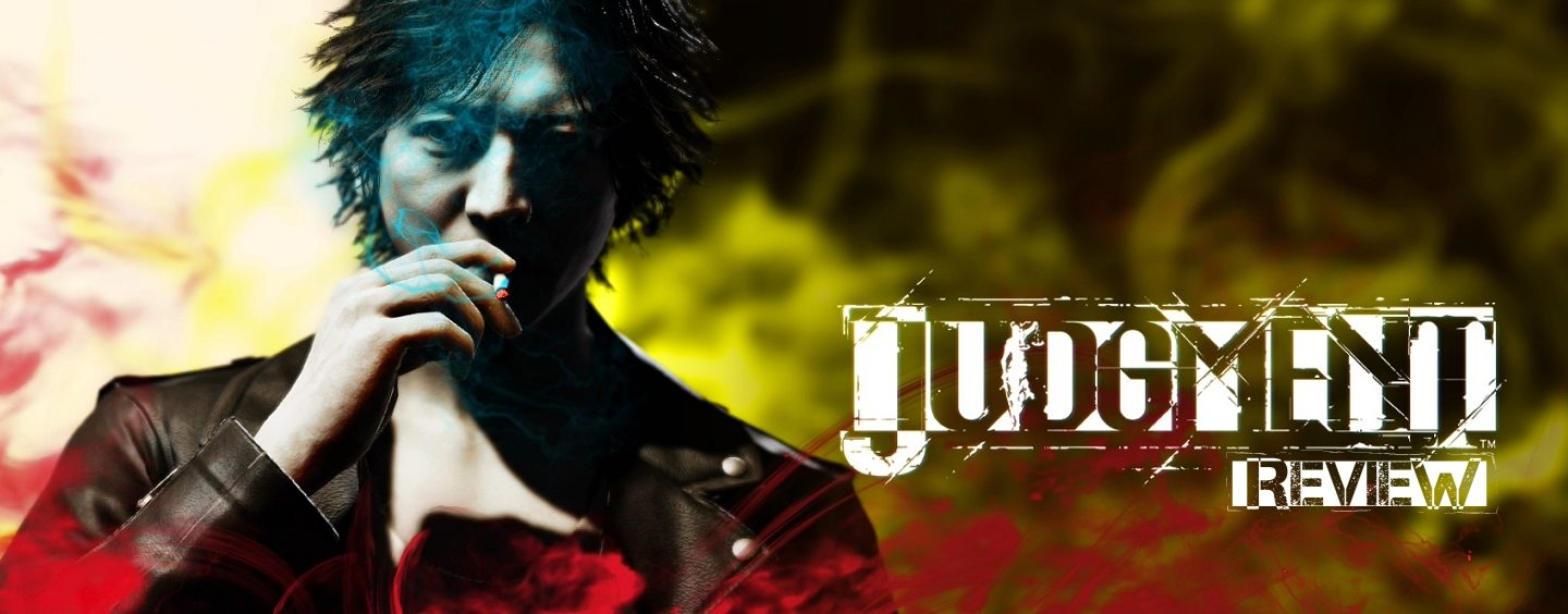 Review: Judgment (Playstation 4)